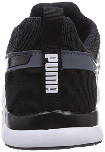 Puma Pulse XT Geo  Damen Hallenschuhe Schwarz (Black 01)