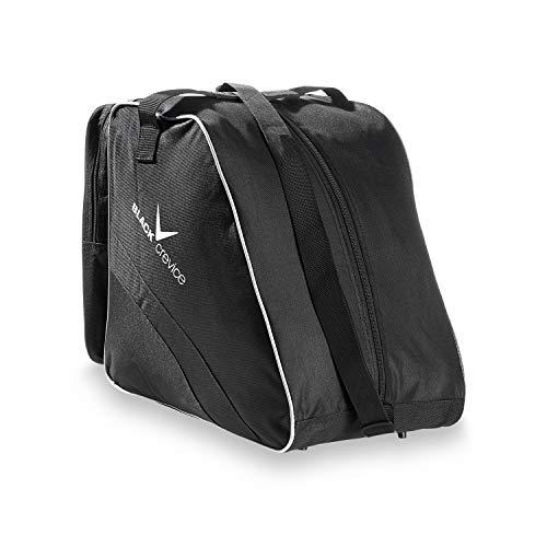 Black Crevice Skischuhtasche, Silver, Unisize