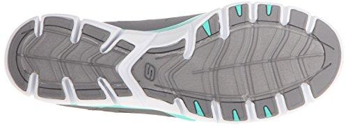 Skechers gratis-no limiti Fashion sneaker, nero Grigio