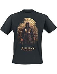 Assassin's Creed Aguilar de Nerha T-shirt noir