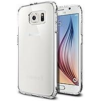 Spigen SGP11317 - Funda para Samsung Galaxy S6, Claro
