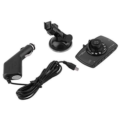 Noradtjcca 1,5-Zoll-Bildschirm 1080P HD Auto-Recorder 120-Grad-Weitwinkel-Auto-DVR-Fahrzeug-Recorder-Unterstützung Infrarot-Nachtsicht 120-grad-auto