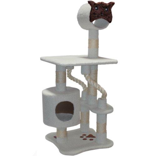 Majestic Pet Products 124,5cm Creme Bungalow Cat