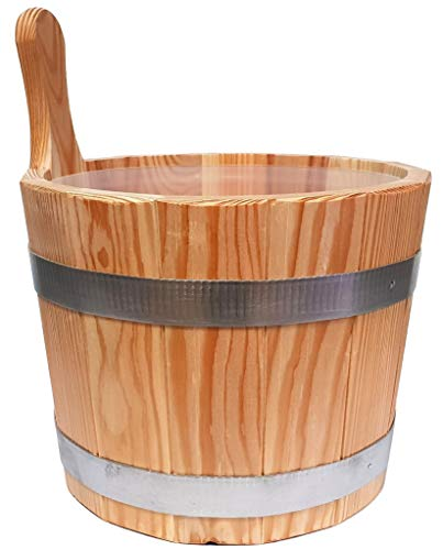 Saunakübel Lärche 5 Liter