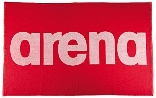 arena Handy Badetuch Unisex, Uni, Handy, rot/weiß, one Size Arena Handy