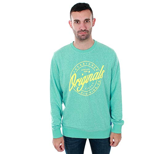 JACK & JONES Jorhazy Sweat Crew Neck Sudadera