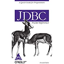[(JDBC Pocket Reference)] [by: Donald Bales]
