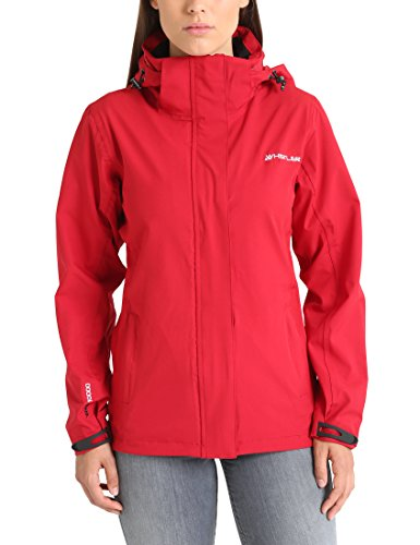 Ultrasport Whistler Damen Stretchjacke Wiley, Chili Pepper, 38 Preisvergleich