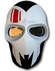 Army of Two Tom Clancy's Ghost Recon Phantoms Airsoft máscara protectora Gear Sport Party Fancy exterior Ghost Máscaras Bb Gun