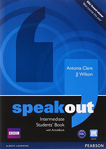Speakout. Intermediate. Student's book-Workbook-MyEnglishLab. Con espansione online. Per le Scuole superiori