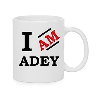 Ich bin Adey Rapide Offizielles Tasse