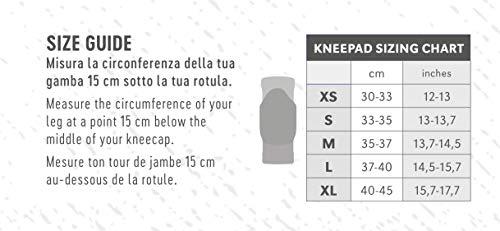 Errea Ginocchiera Atena colour Blu-Bianco size XS