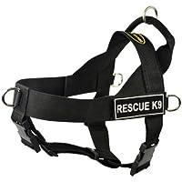 Dean & Tyler Dt universale Rescue K9non tirare cablaggio del cane