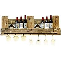 Palettenmöbel Flaschen /Wein /Gewürzregal Havanna Aus Ippc Zertifizierten  Europaletten, Jedes Teil