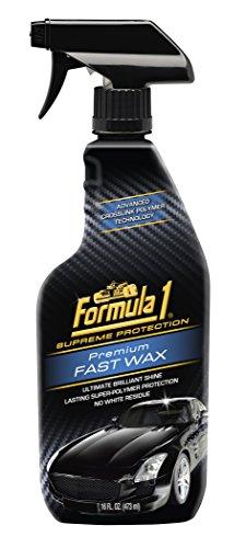 formula 1 517360 premium fast spray wax (473 ml) Formula 1 517360 Premium Fast Spray Wax (473 ml) 41im40NnxEL