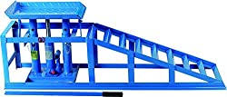 Kunzer 7ABH02 Auffahrrampe mit Hubvorrichtung, Stück