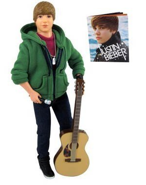 Justin Bieber Singing Doll - 'One Less Lonely Girl'