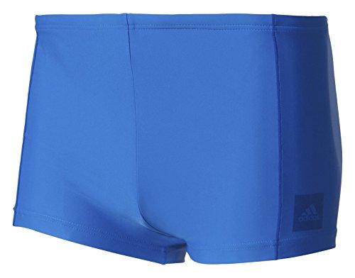 adidas Herren Essence Core Solid Boxer Badehose Blue/Collegiate Royal