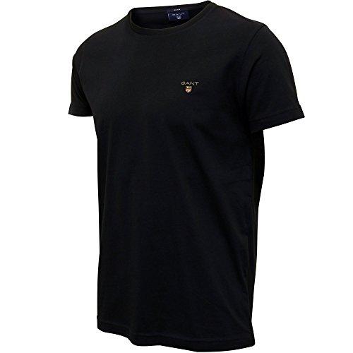 GANT Herren T-Shirt SOLID Marine