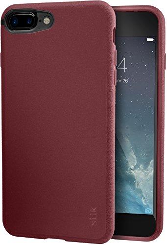 Schutzhülle für Apple iPhone 8 / iPhone 7, schlankes Design, Kung Fu-Griff, leicht, schützend, dünn, iPhone 7 Plus / 8 Plus, iPhone 7 Plus / 8 Plus, Red Rover Red Rover Iphone Base