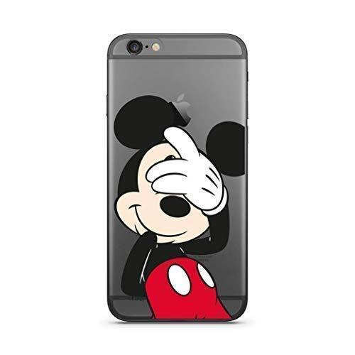 Finoo Hülle für iPhone 6 Plus / 6S Plus - Disney Handyhülle mit Motiv und Optimalen Schutz TPU Silikon Tasche Case Cover Schutzhülle - Mickey Mouse
