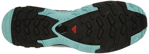 Salomon XA PRO 3D W, Scarpe sportive, Donna Quarry/Pearl Blue/Aruba Blue