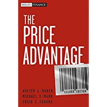 The Price Advantage (Wiley Finance Editions)