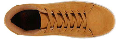 Lugz Crosscourt Toile Baskets Golden Wheat-Soft White