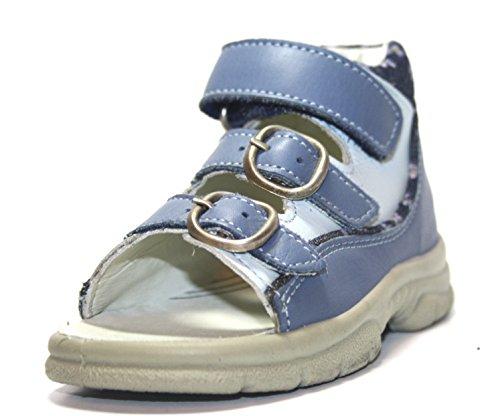 Jela 657408 chaussures sandales enfants eté jungenschuhe fille Bleu - Bleu