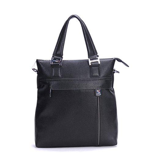 Männer Handtaschen Herren Taschen Business Casual Taschen Handtaschen Hausschuhe Eine Schultertasche Black