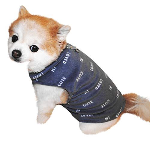Hunde Warnwesten, Hunde Kleider, friendGG Haustier Hund Katze Zotte Warm Weste Hündchen Hündchen Bekleidung Kleidung