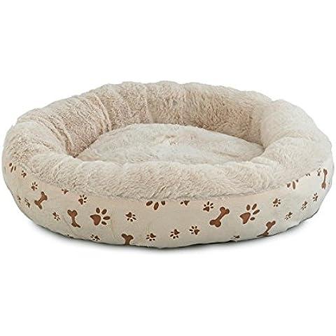 Lettino per Cani e Gatti cuscino peluche