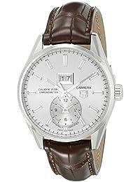 TAG Heuer Carrera Automatik Calibre 8 Grande Date GMT Chronometer WAR5011.FC6291