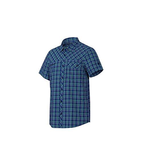 Mammut Herren Kurzarm Shirt Asko dolomite/lava