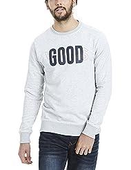Bench Herren Sweatshirt Graphic Crew Neck