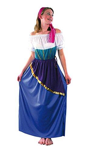 Imagen de el carnaval disfraz zingara adulto