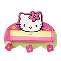 Hello Kitty Clothes rack with shelf