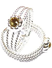 Shree Shobha Beautiful Silver Toe Ring For Women - Made Of The Purest Quality Silver - Perfect Toe Rings/Bechiya Daily Wear, Weight - 4Gm