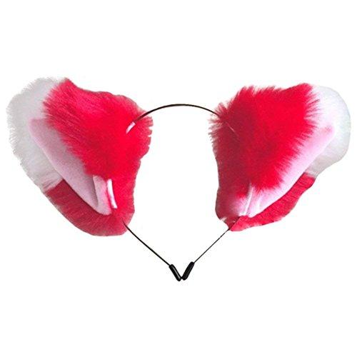 tirnband Haarband Frauen Mädchen Haarbänder niedlich Haarschmuck für Party Dekoration Kostüm Dressing Parteien ()