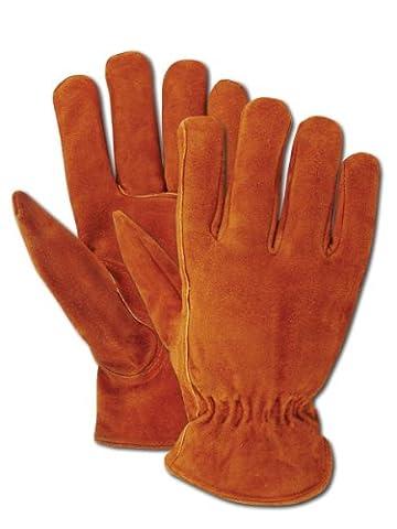 Magid TO441ET-XL Men's Pro Fleece-Lined La Collection Suede Gants, X-Large