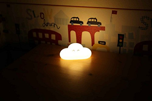 LED Night Light Plug In Touch On Energy Saving Children Nursery Baby Safety USB