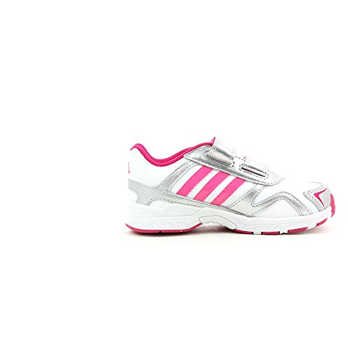 Adidas rose Jungen Babyschuhe Lauflernschuhe Blanc gris x8xZ0U