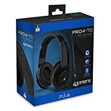 PRO4-70 Wired Stereo Gaming Headset PS4 [Edizione: Regno Unito]