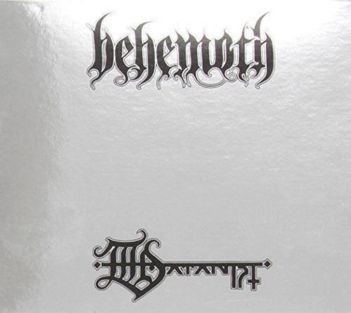 Satanist: CD + Dvd Australian Exclusive Edition by Behemoth (2014-02-11)