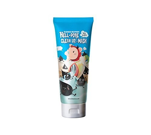 Elizavecca milkypiggy Hell-Pore Clean Up nose Mask, liquid type nose pack (100ml) by Elizavecca