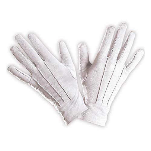 Widmann 4638B Handschuhe, Unisex– Erwachsene, Weiß, One ()