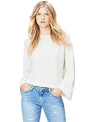 FIND Women's Boxy Long Sleeve Sweatshirt