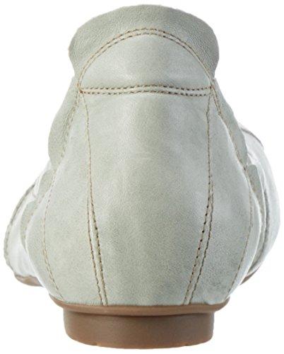Think! Damen Balla Geschlossene Ballerinas Türkis (mint/kombi 57)