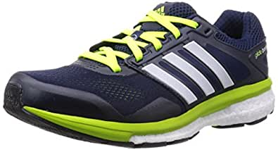 adidas Supernova Glide Boost 7, Men's Training Shoes, Blue