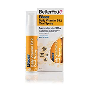 Better You Boost Pure Energy Spray, 25 ml